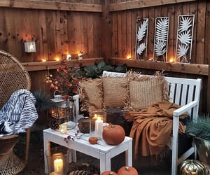 autumn, decor, and home image