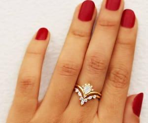 etsy, diamond engagement, and unique diamond ring image