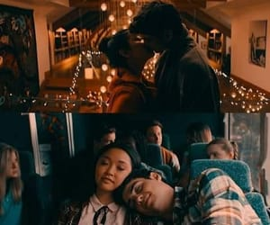 to all the boys, lara jean, and movie image
