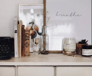 accessories, decoration, and desk image