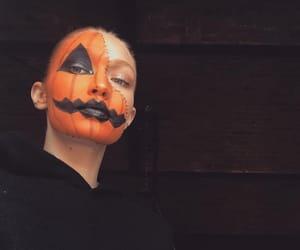 gigi hadid, Halloween, and model image