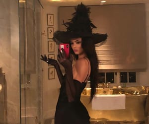 kendall jenner, Halloween, and model image