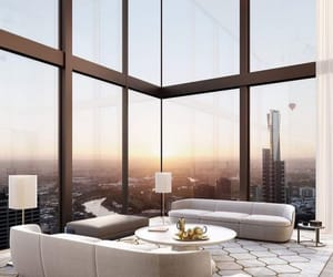 future, luxury, and view image