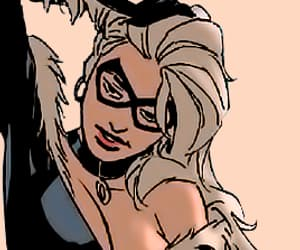black cat, Marvel, and felicia hardy image