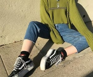 alternative, fashion, and green image
