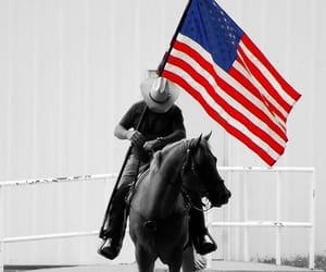 america, american, and cowboy image