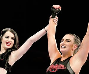 paige, wwe, and sonya deville image