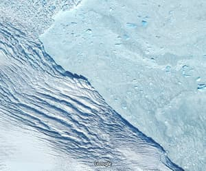 aerial photography, blue, and earth image