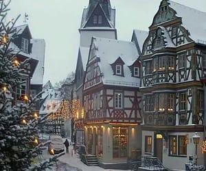 christmas, germany, and snow image