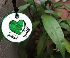 green, أخضر, and مٌنَوَْعاتْ image