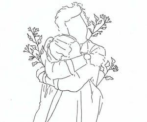 feeling, feelings, and hug image