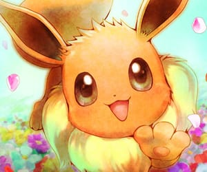 eevee and pokemon image