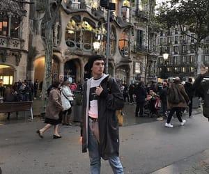 autumn, Barcelona, and fall image