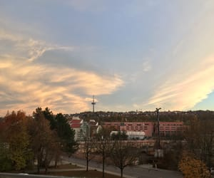 autumn, photography, and sky image