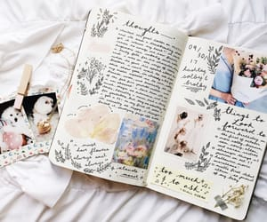 journal, aesthetic, and journaling image