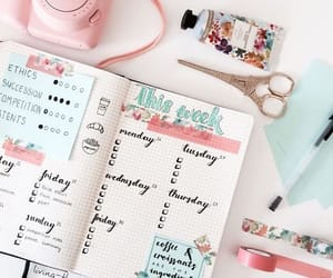 journaling, school, and stationery image