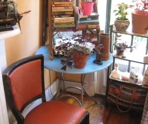 chair, home, and table image