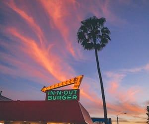 sky, california, and food image