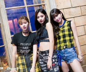 momo, sana, and nayeon image
