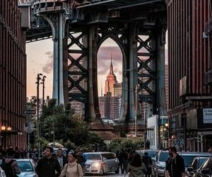 bridge, Brooklyn, and manhattan image