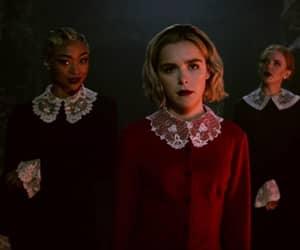 netflix, the weird sisters, and sabrina spellman image