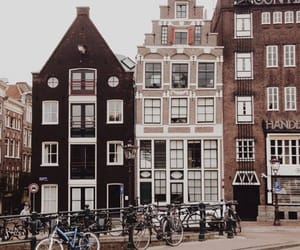 amsterdam, travel, and architecture image