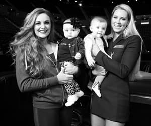 babies, wwe, and maria image