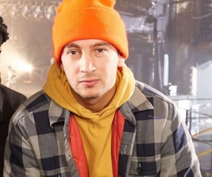 tyler, twenty one pilots, and tyler joseph image