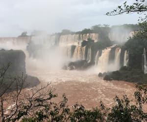argentina, brasil, and iguazu image