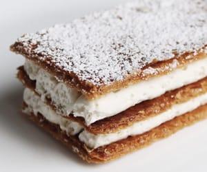 almond, patisserie, and dessert image