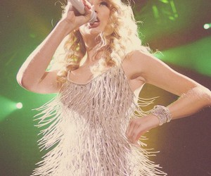blonde, girl, and Taylor Swift image