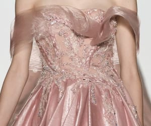 clothes, Couture, and evening gown image