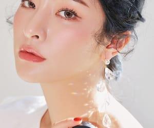 makeup, model, and stylenanda image
