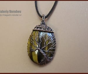 etsy, jewelry, and wire wrapped jewelry image
