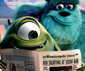 monsters inc and sullivan image
