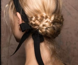 ballet, hair, and model image