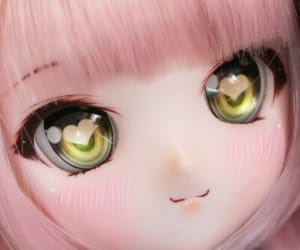 bjd, doll, and icon image