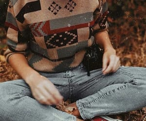 aesthetic, fall, and outfit image