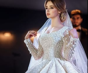 bride, Couture, and dreamwedding image