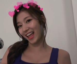 photobooth, twice, and kpop hearts image