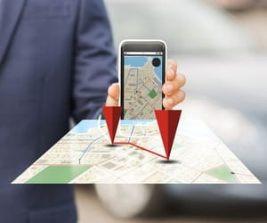 geofencing advertising, geofencing retail, and geo advertising image