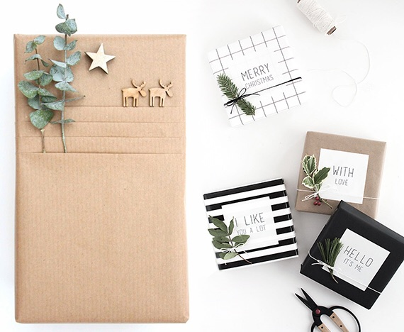 cards, christmas, and christmas tree image