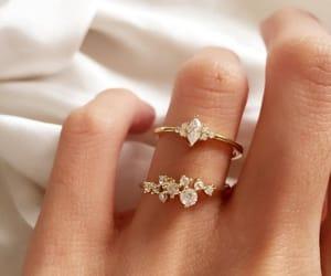 classic, couple, and diamonds image