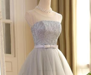 prom dresses, wedding dress, and homecoming dress image
