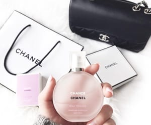 chanel, bag, and perfume kép