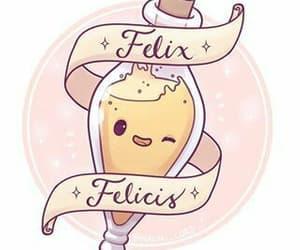 harry potter and felix felicis image