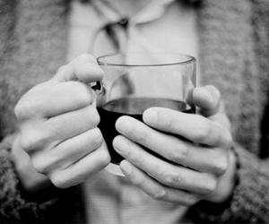 coffee, hands, and photography image