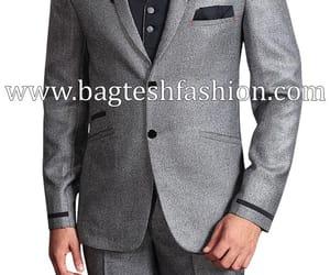 fashion, groomswear, and tuxedo image