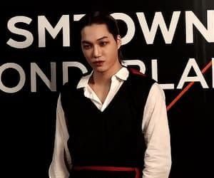 exo, Halloween, and kimjongin image