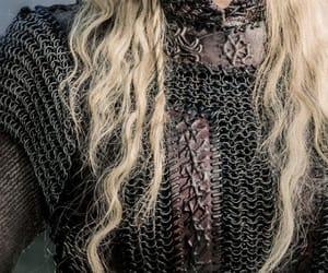 blonde, vikings, and lagertha image